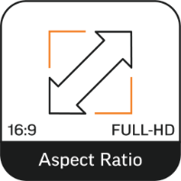 Full native HD resolution