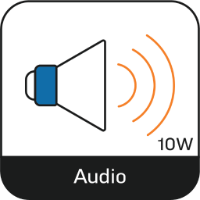 Integrated Audio