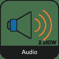 Built in Audio