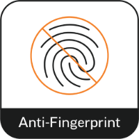 No Fingerprints