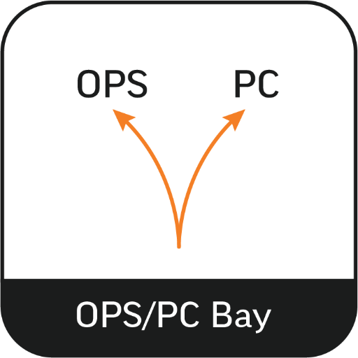 Windows Ready with optional Intel® OPS module